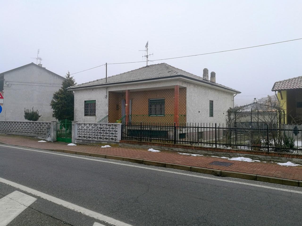 casa indipendente vendita rondissone