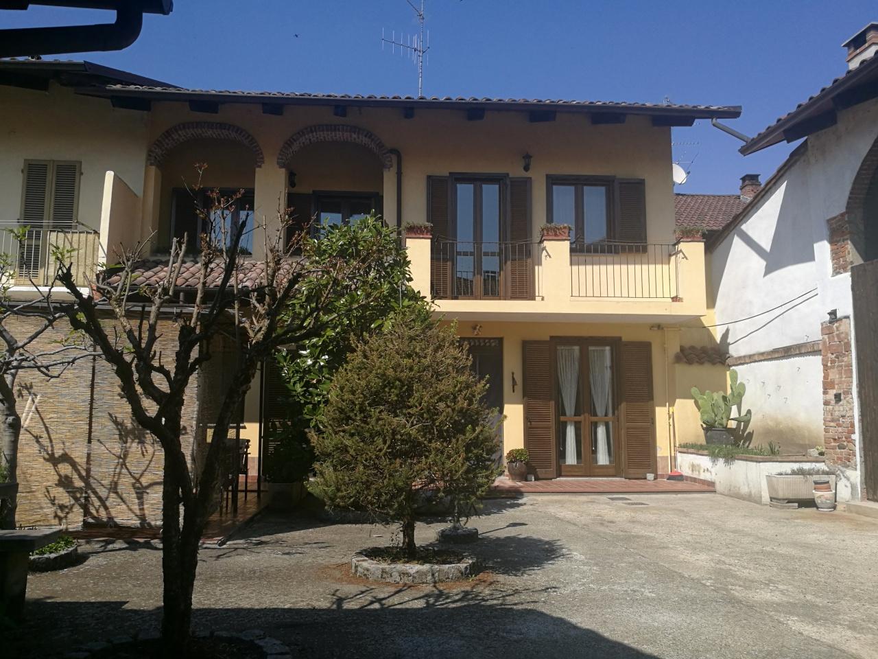 Foto 1 di Casa indipendente VIA DE MARIA, Saluggia