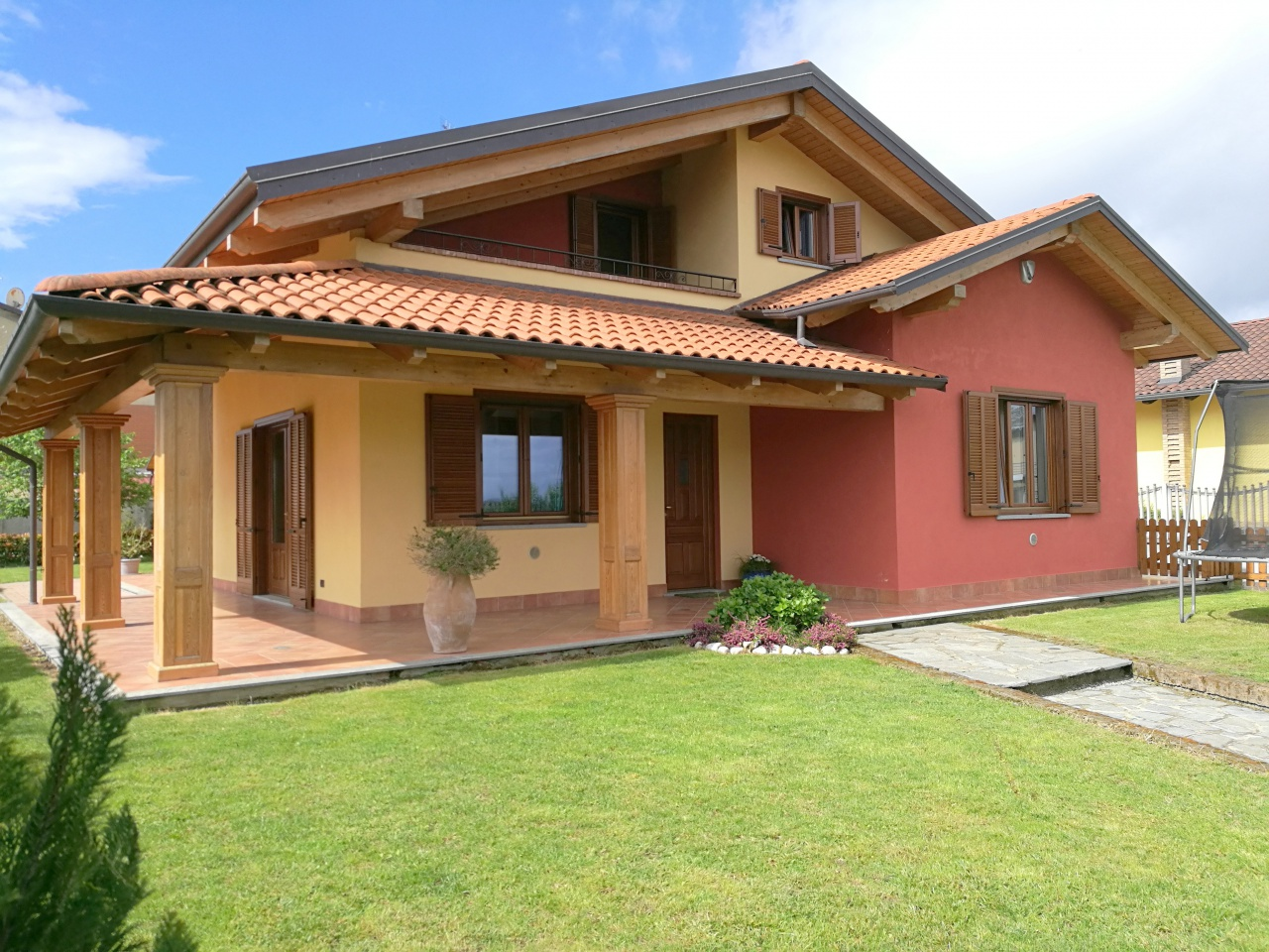 Foto 1 di Casa indipendente VIA GIUSEPPE CARRA, Saluggia