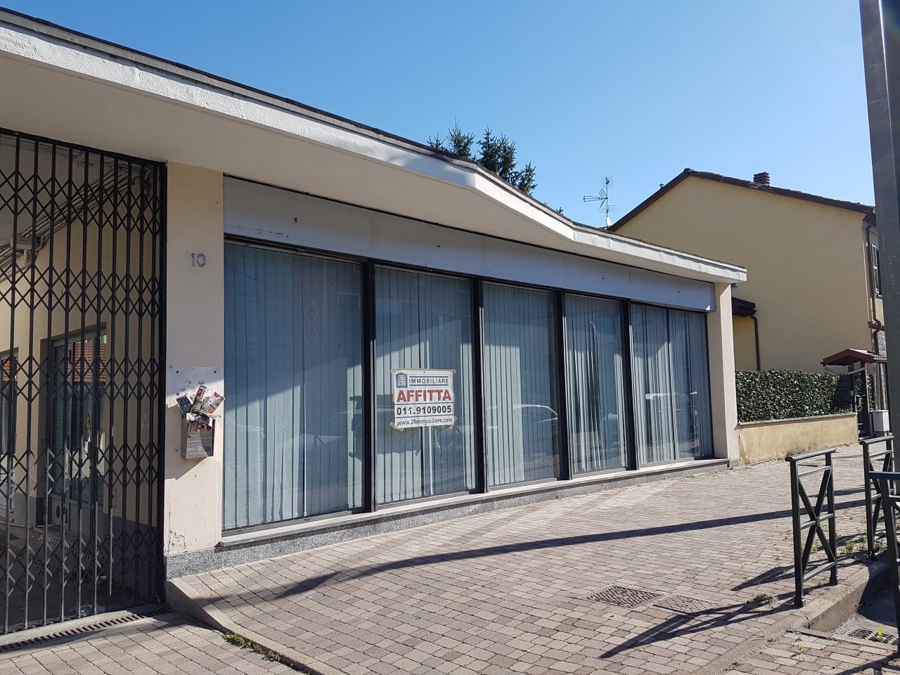 Locale commerciale in affitto a chivasso rif 29518 for Affitto commerciale
