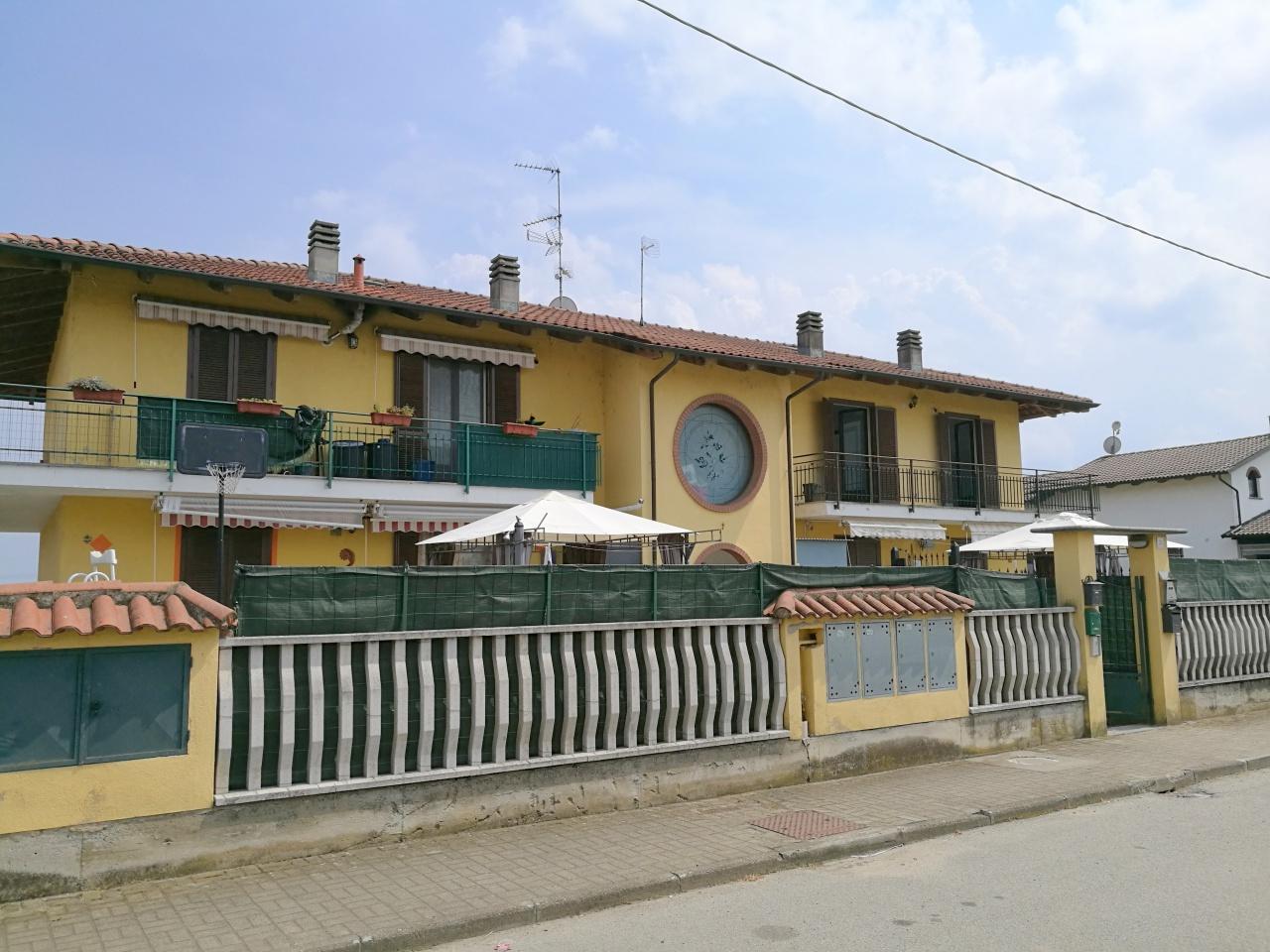 Foto 1 di Quadrilocale VIA REDIPUGLIA, Saluggia