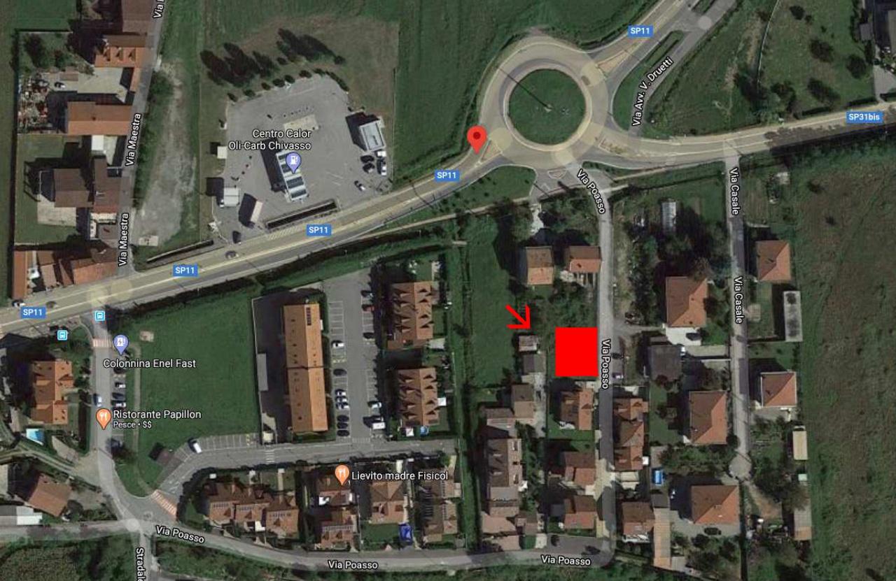 area edificabile vendita chivasso