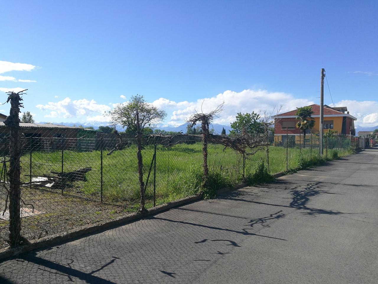AREA EDIFICABILE in VENDITA a CHIVASSO